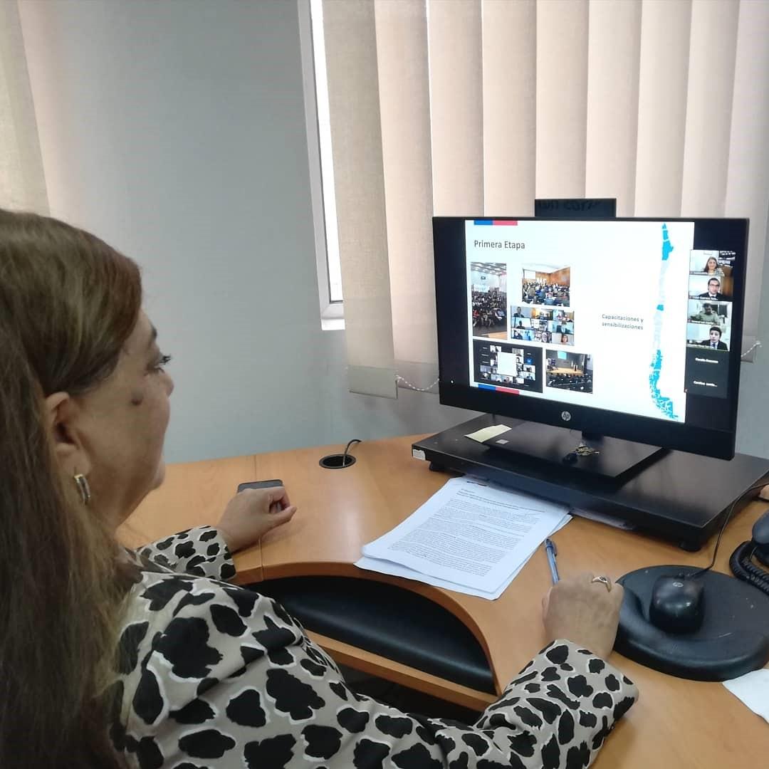 Comisión Regional del Sistema de Justicia Penal afina últimos detalles para entrada en vigencia de Ley de Entrevista Videograbada