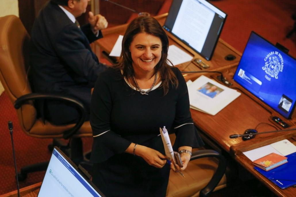Diputada Sofía Cid destacó proceso de vacunación contra el Covid-19 en la región de Atacama