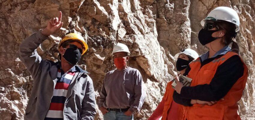 """""""Mi producción aumentó en un 100%"""": Productora beneficiada hace un llamado a postular al Programa de Equipamiento Minero de la seremi de minería de Atacama"""
