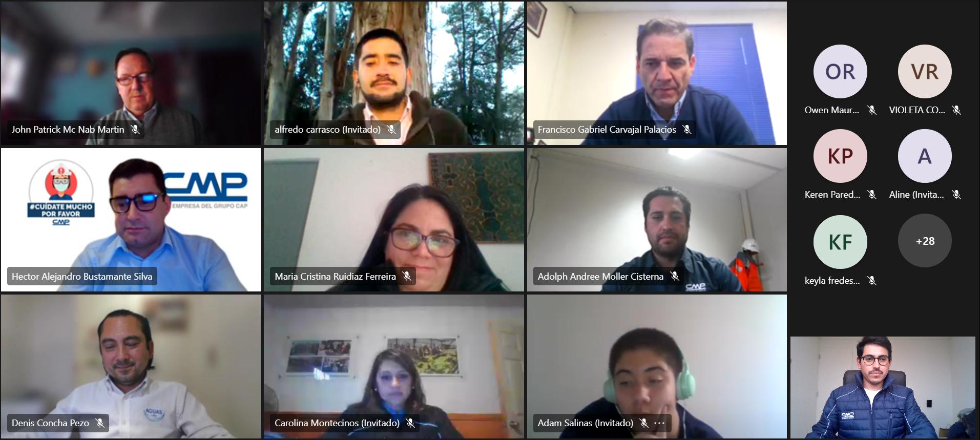 CMP entrega 29 nuevas becas de educación superior a estudiantes de Atacama y Coquimbo