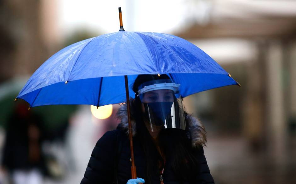 Pronostican posibles lluvias y caída de nieve para la provincia del Huasco.