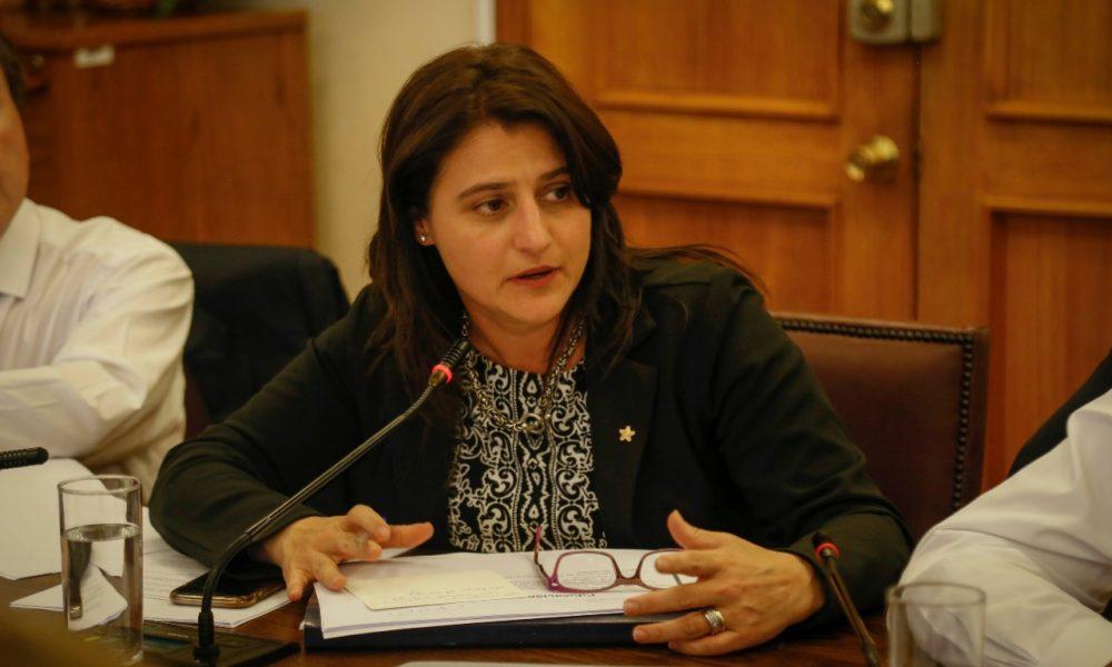 Diputada Sofía Cid destacó que por fin se va a reconstruir el Registro Civil en Copiapó