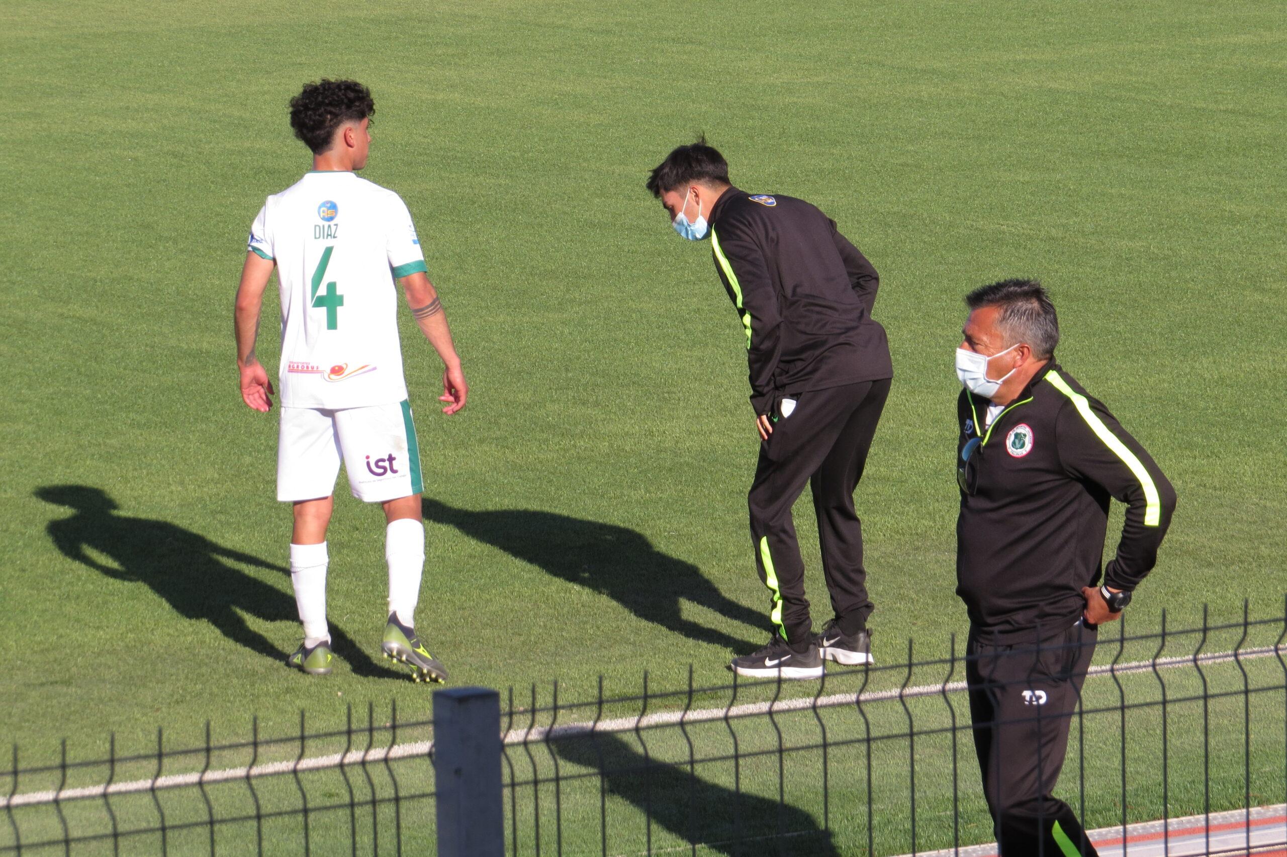 """DT de Deportes Vallenar: """"El cuerpo técnico y los jugadores hicimos todo lo posible por sacar adelante esto"""""""