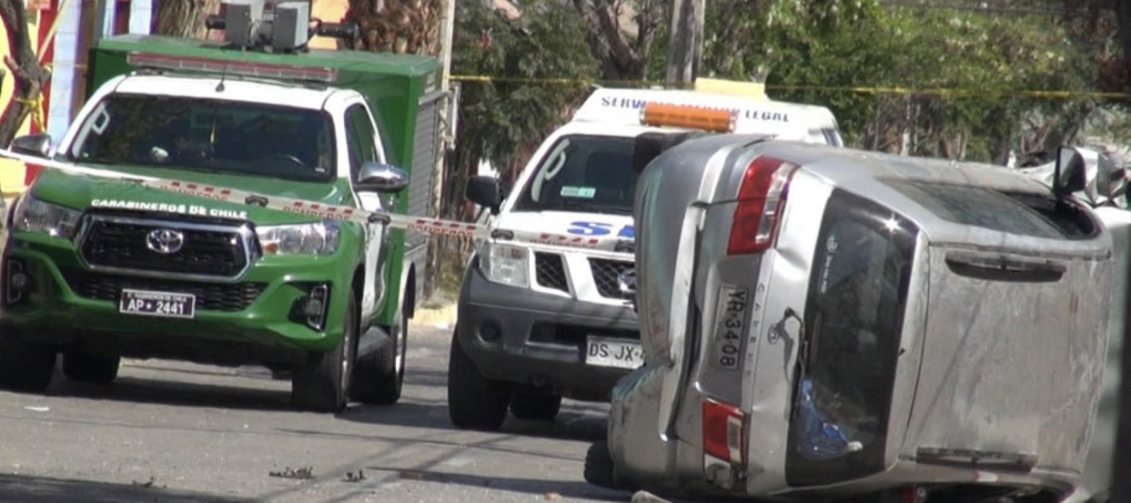 Fiscalía formalizó y obtuvo prisión preventiva de conductor involucrado en fatal accidente
