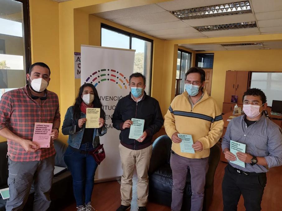 Constituyente San Juan tuvo despliegue por toda la provincia del Huasco