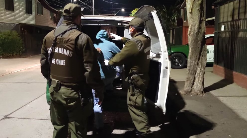 Carabineros realizó más de 17 mil detenciones en Atacama durante estado de excepción constitucional