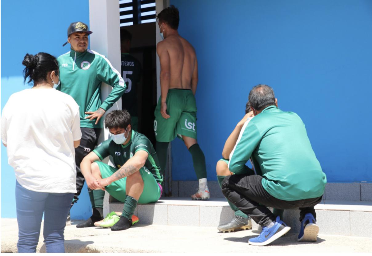 Suspenden el partido de Deportes Vallenar y club baja a tercera