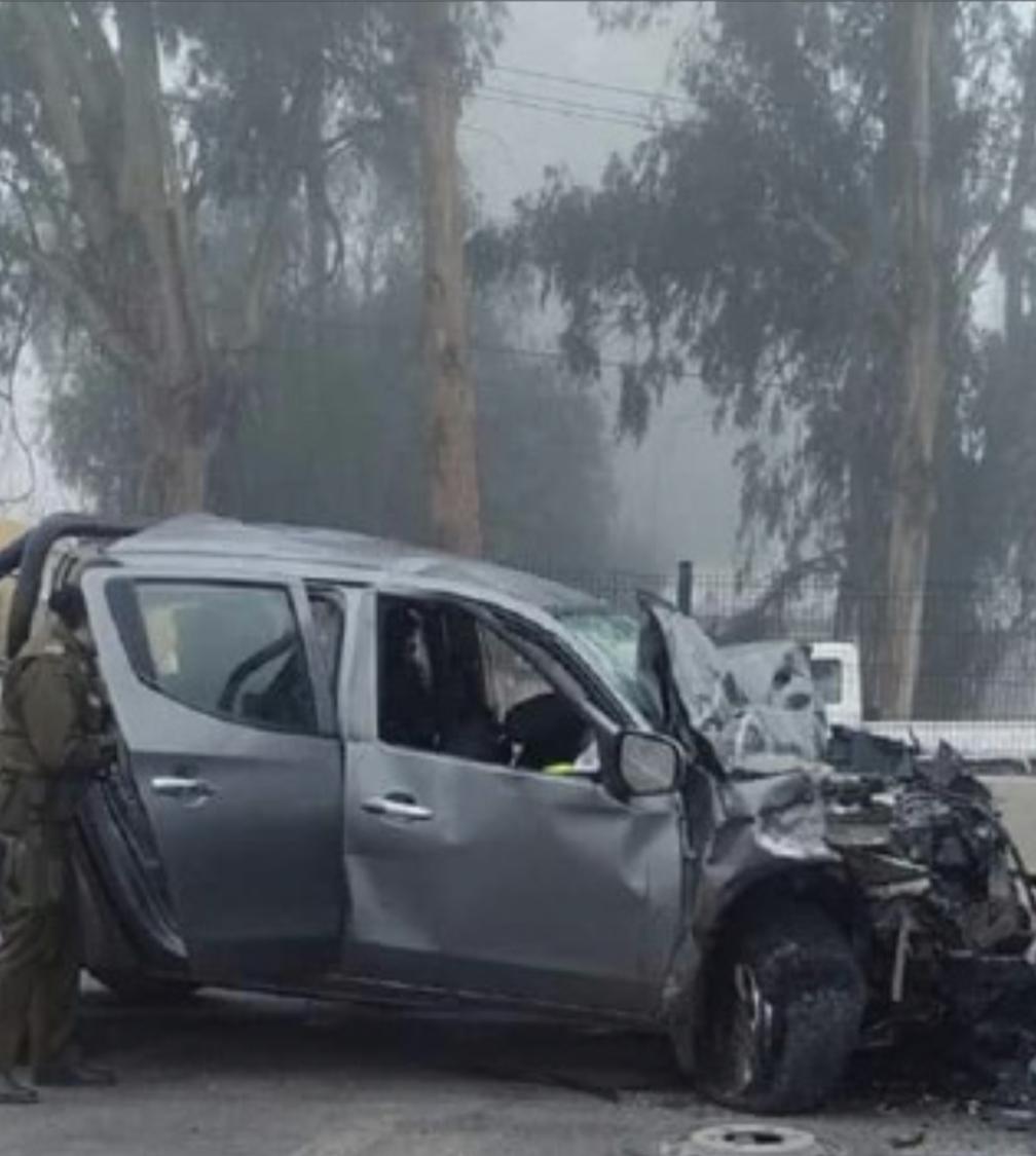 Accidente de bus en Vallenar