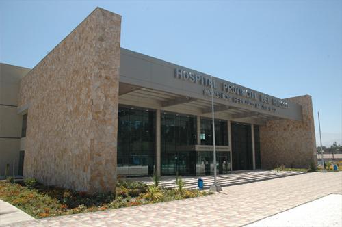 Confirman brote de Covid-19 en Hospital Provincial del Huasco