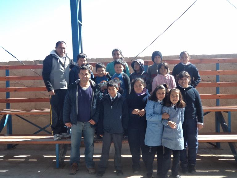 """Con """"Actitud"""" previenen el alcohol y las drogas en localidades rurales de Huasco"""
