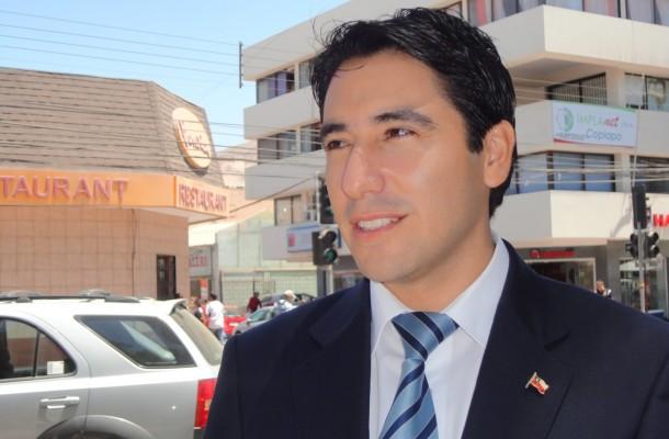 """Gobernador del Huasco y cifras de desempleo: """"Es preocupación nuestra que comiencen  a funcionar nuevos proyectos de inversión"""""""