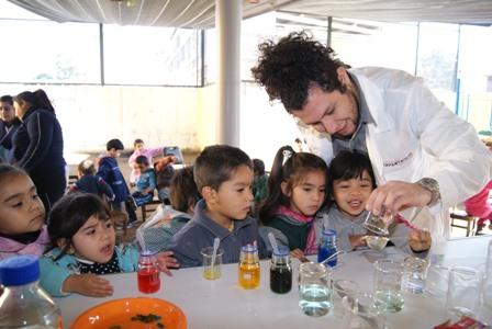 La Ciencia y Tecnología invaden Atacama: Llegan a Huasco y Vallenar