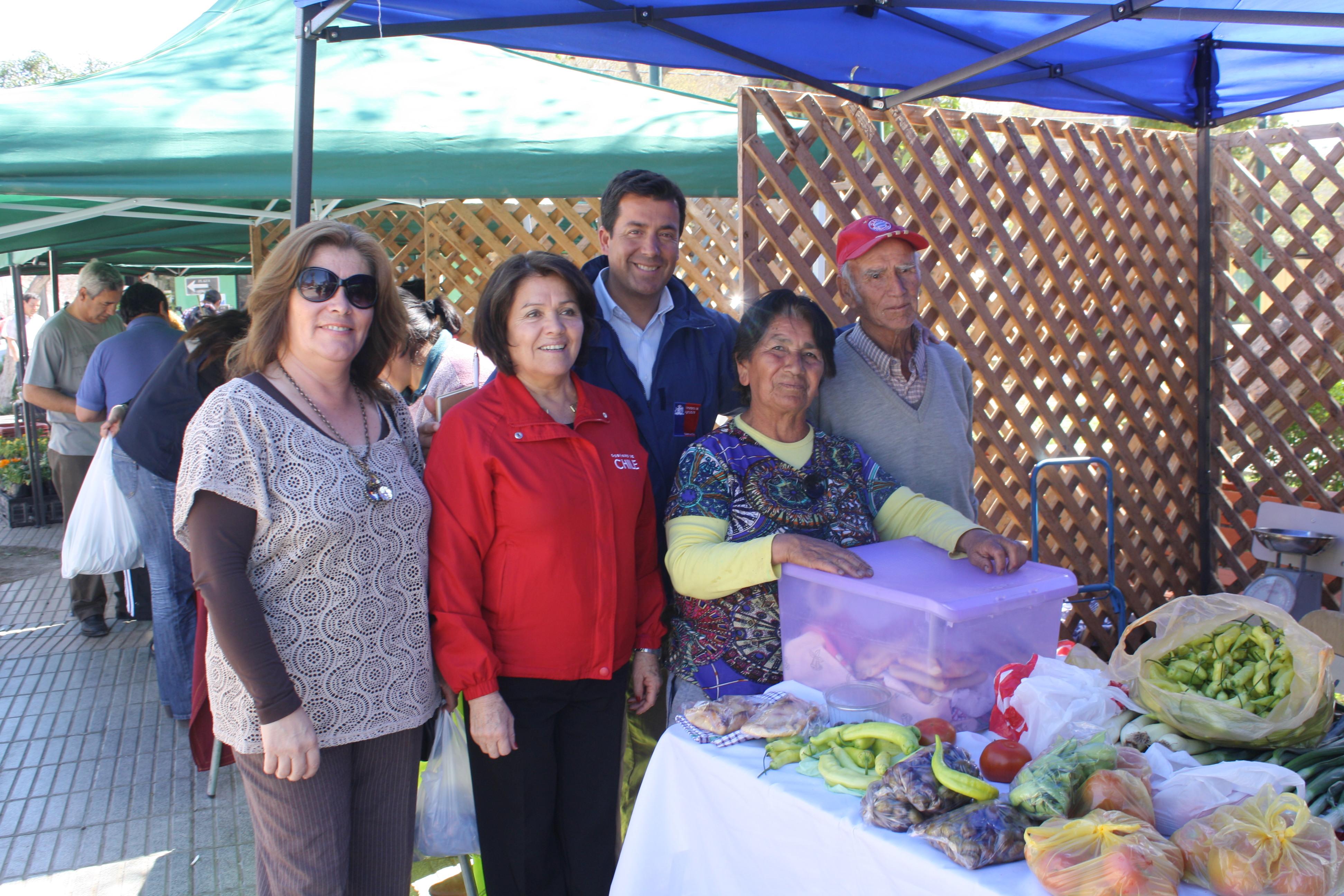 Con pajarete, aceitunas y productos agrícolas realizan 10ª Expoprodesal del Huasco