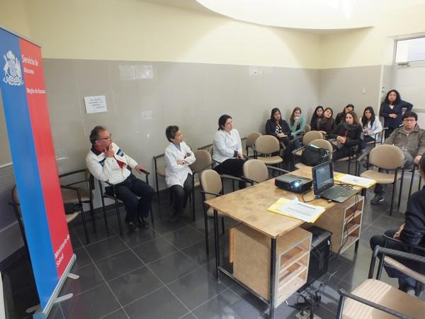 16 nuevos médicos llegan a Atacama, dos de ellos a Vallenar
