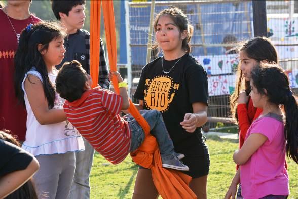 Todo listo para la gran Fiesta Arte Río en Huasco