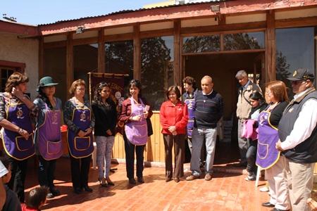 Club de Leones entrega ayuda a pequeño hogar de menores en Vallenar