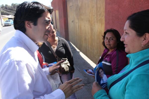 Patricio Urquieta y sus nuevas tareas como gobernador del Huasco