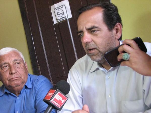 Jaime Mulet pide la renuncia del Intendente de Atacama