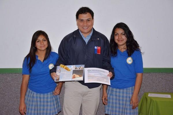 Liceo Alto del Carmen lleva adelante exitoso seminario de turismo