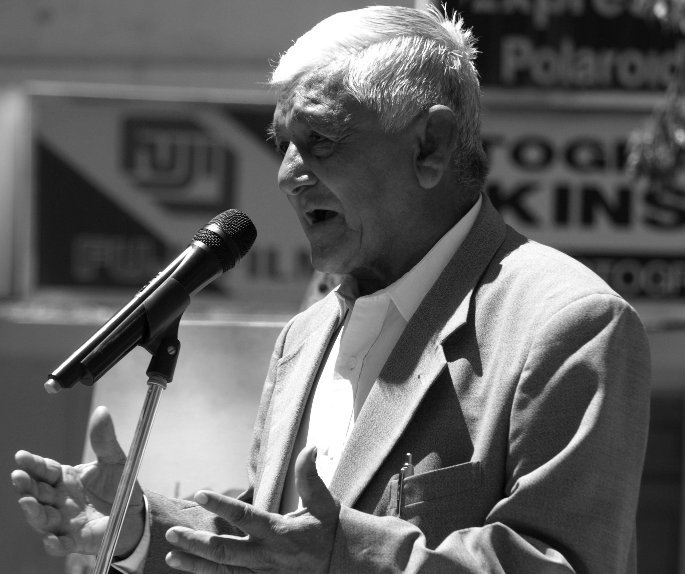 Juan Vallejos García, travesía minera y poética