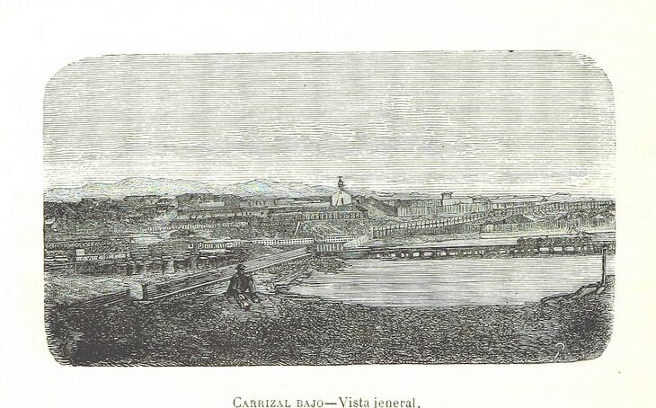 Así era tu ciudad hace 140 años: Carrizal Bajo, Copiapó y Chañaral