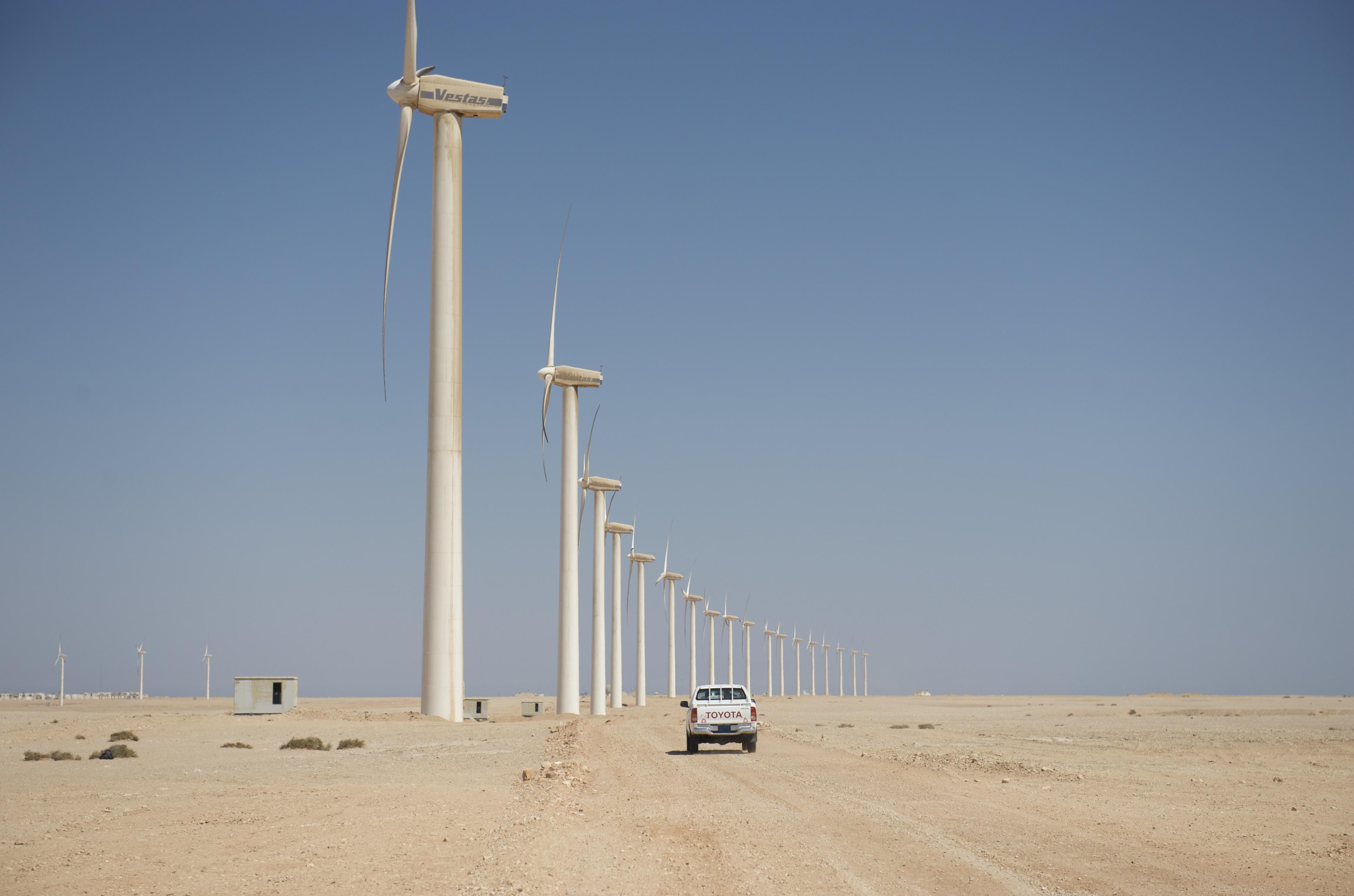 Comisión de Evaluación Ambiental de Atacama aprobó construcción de parque eólico Sarco en Freirina