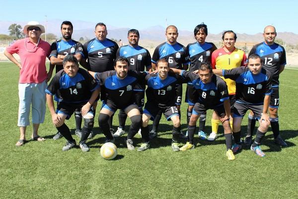 Fútbol laboral: hoy se juega el clásico entre municipales