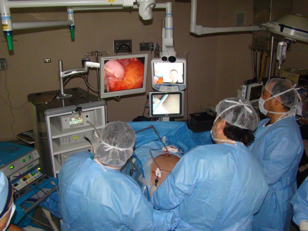 Hospital Provincial del Huasco se convierte en pionero en Cirugías Bariátricas y teleasistidas en el país