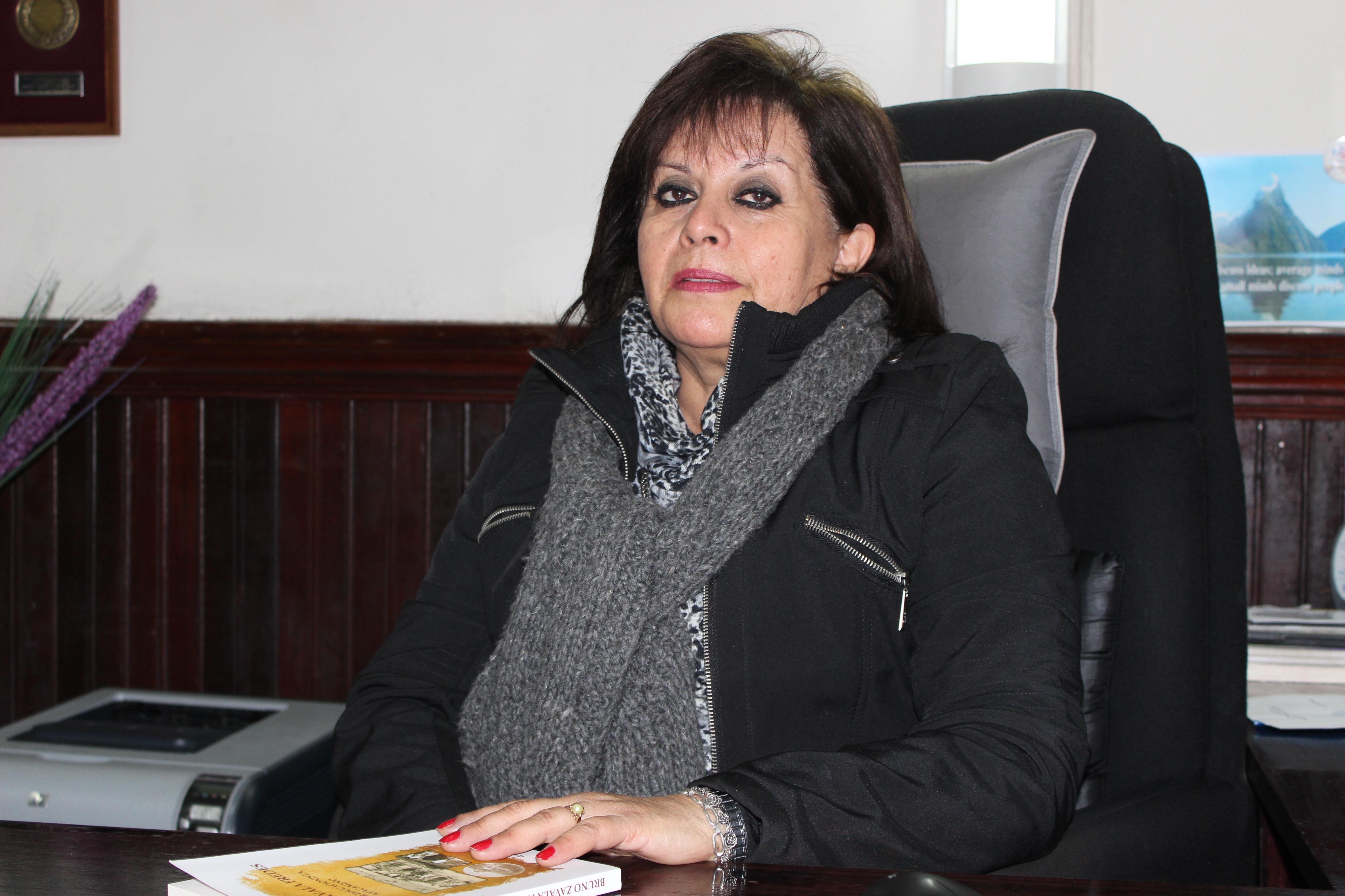 """Directora UDA Vallenar: """"El progreso va porque la empresas y quienes vengan a trabajar a nuestra región inviertan en tecnologías limpias"""""""