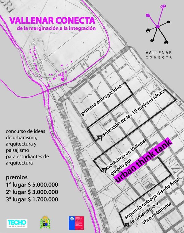 Concurso de arquitectura busca revitalizar sector de Vallenar que se encuentra aislado