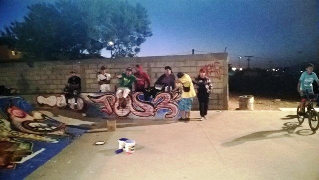 Relatos de una perspectiva Barrial Torreblanquina, en torno a una problemática general de la juventud vallenarina
