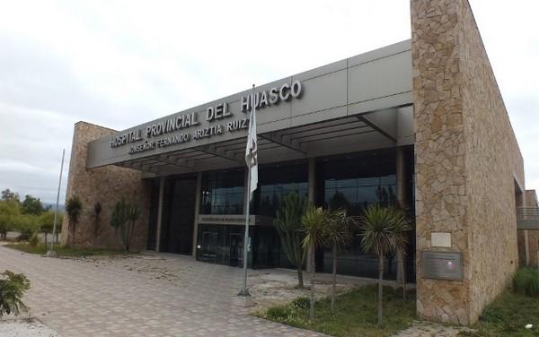 Hospital Provincial cuenta con cirujano infantil