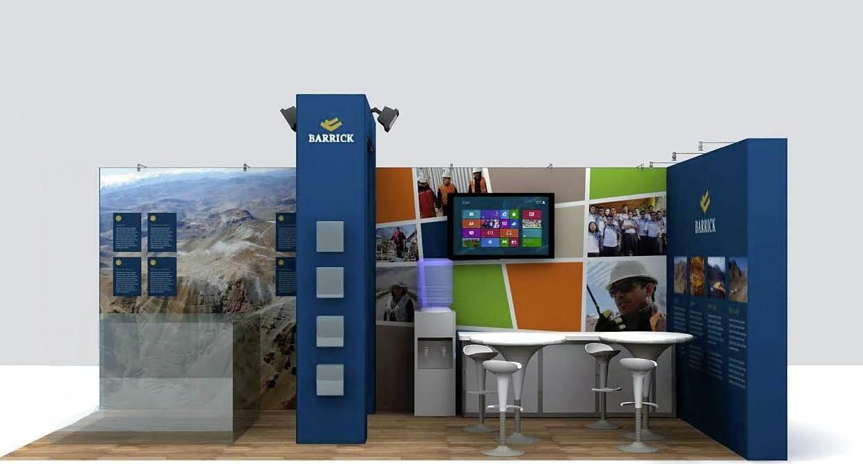 Barrick Chile estará presente en Atexpo 2014