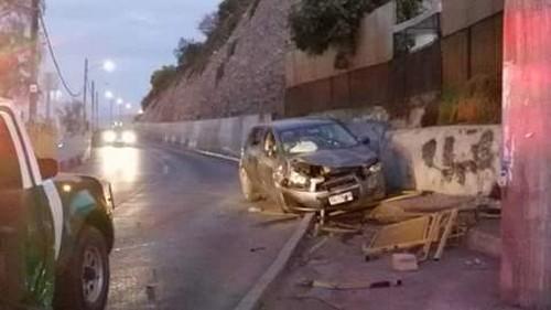 Llamados por emergencias vehiculares se duplicaron durante enero en Vallenar