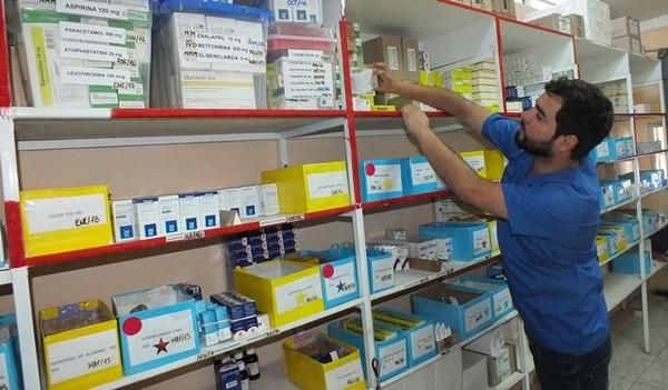 Presentarán farmacia popular en Vallenar
