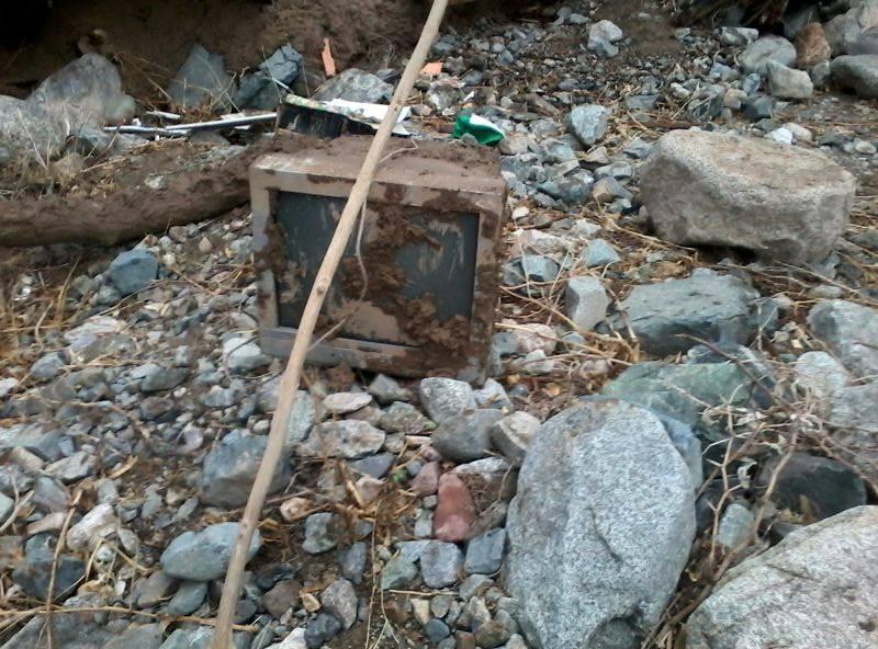 Denuncian presencia de falsos encuestadores en labores de reconstrucción en Alto del Carmen