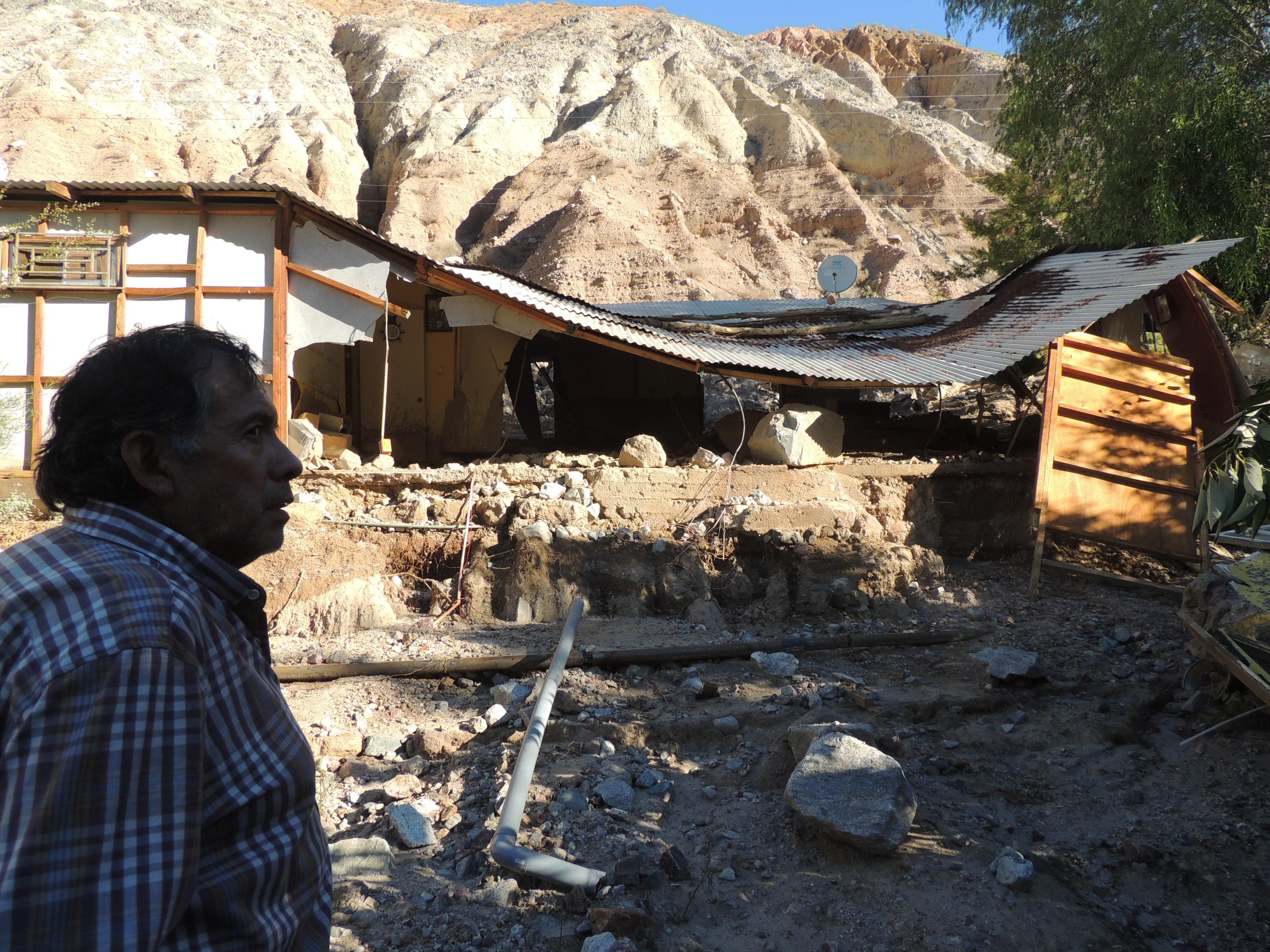 Propuestas del Gobierno: Esta semana llegarían 20 viviendas de emergencia a Alto del Carmen