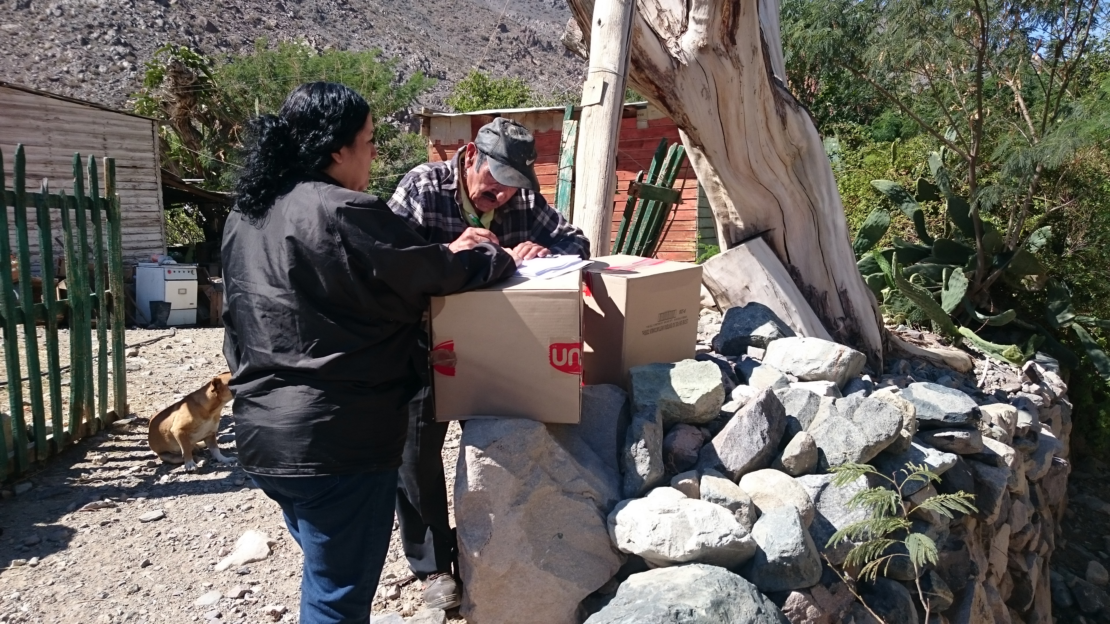 Continúan entregando ayuda a sectores afectados por tragedia en el Huasco