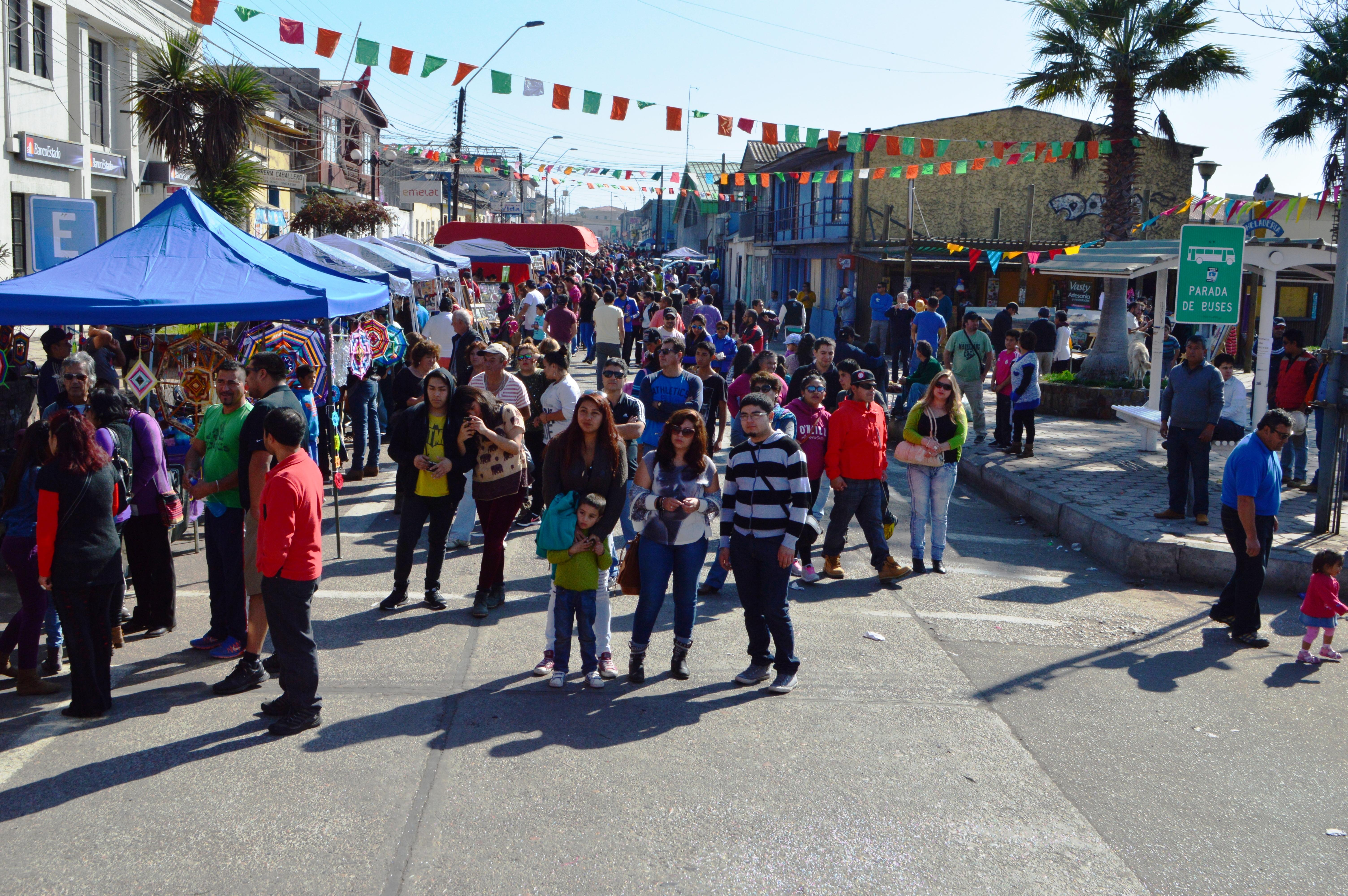 Huasco celebró con gran convocatoria Dia del Patrimonio Cultural