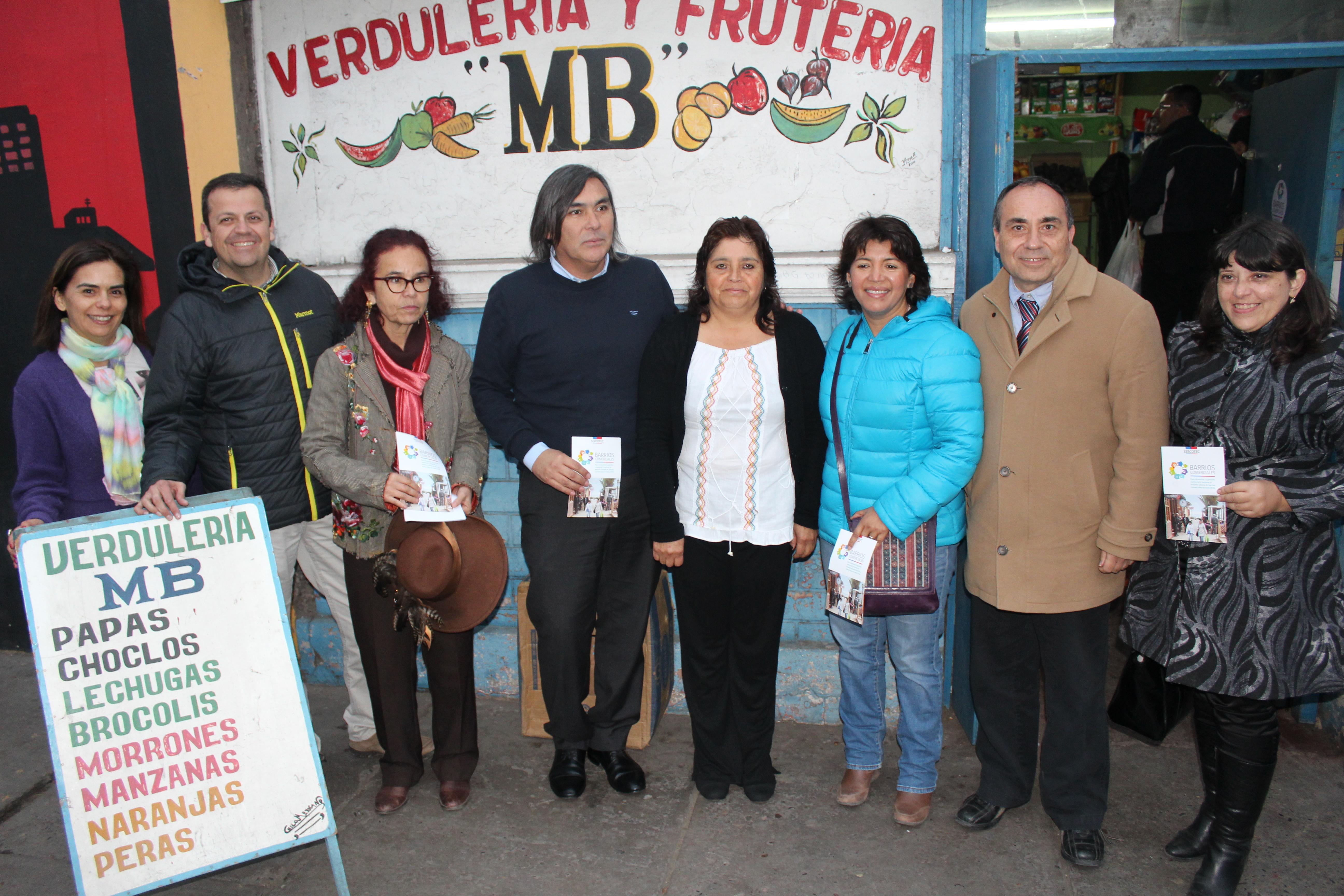 """Lanzan programa """"Fortalecimiento de Barrios Comerciales"""" en Vallenar y Huasco"""