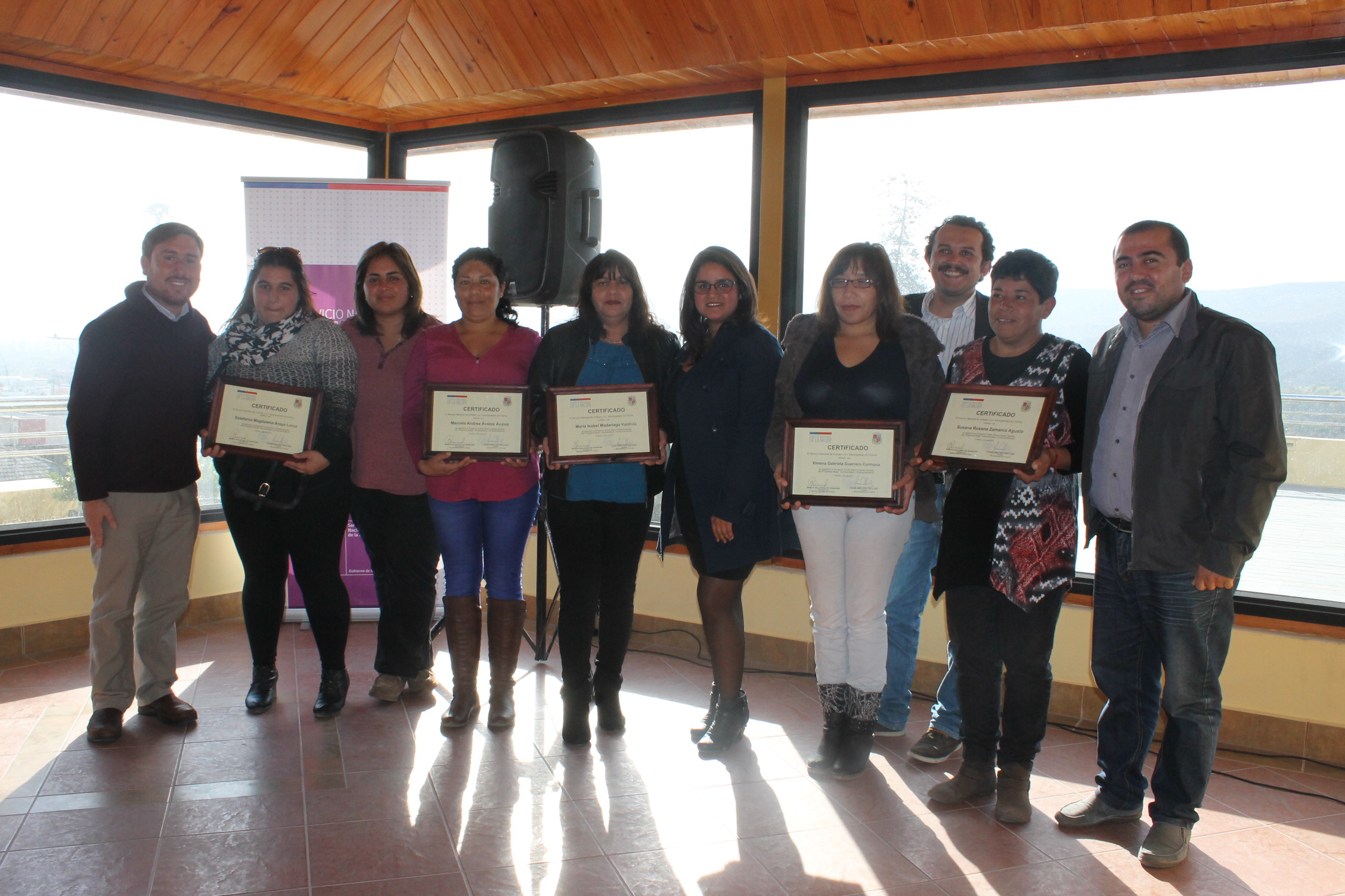 Mujeres de Freirina son beneficiadas con el fondo micro capital semilla