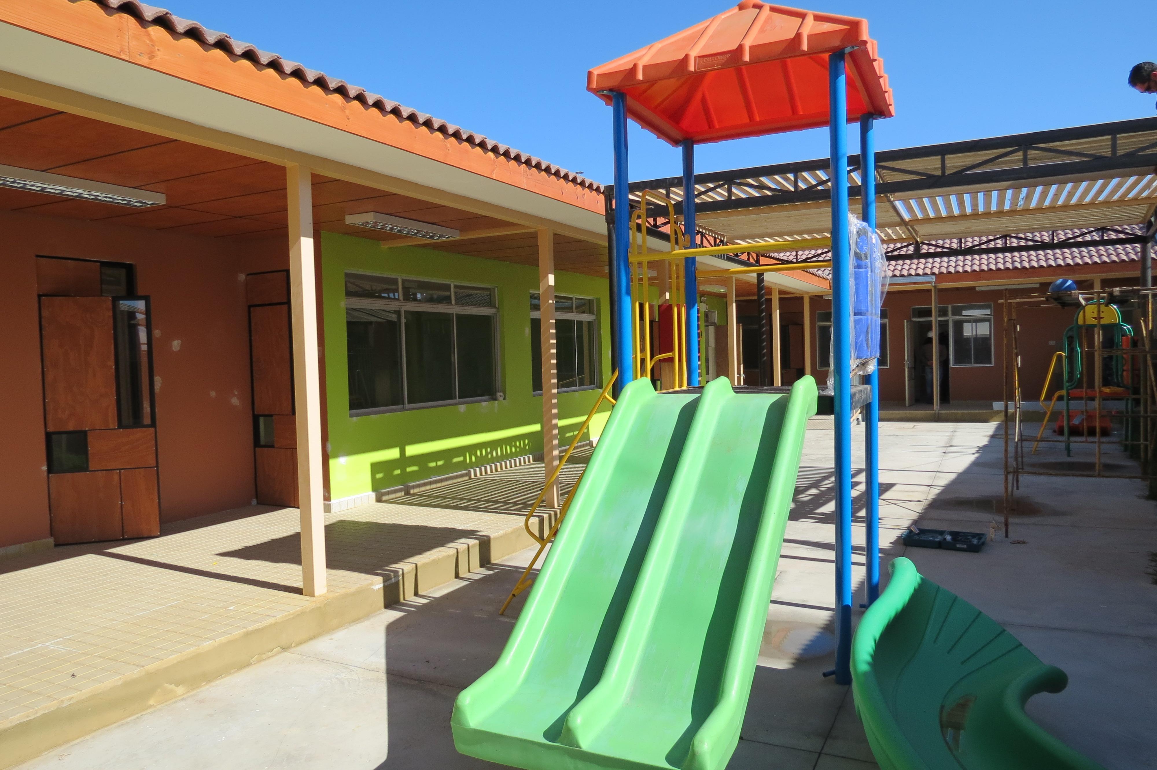 Nuevo Jardín infantil de Buena Esperanza se inauguraría en septiembre