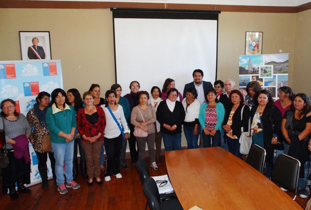 Organizaciones Sociales de la Provincia del Huasco se adjudican Fondo de Fortalecimiento