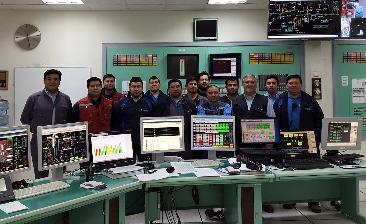 El compromiso de los trabajadores de Guacolda mantuvo unidades operativas en medio de bloqueo a instalaciones y terremoto en el norte