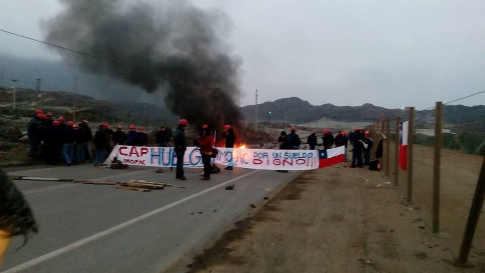Se quiebra mesa de diálogo entre Imopac y sindicatos en Huasco