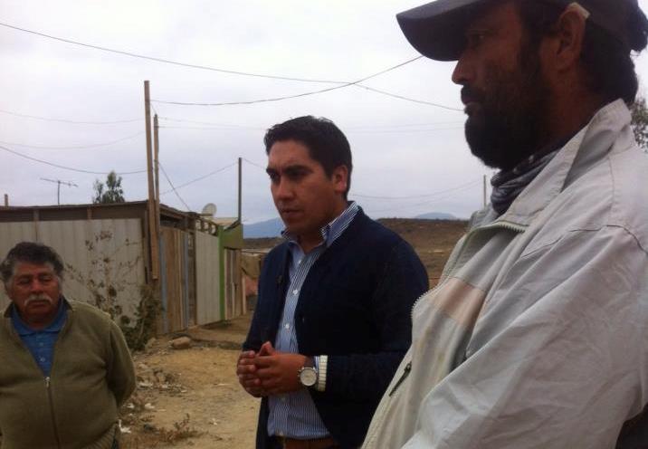 Rony Acuña, el vecino que quiere llegar a la alcaldía de Huasco