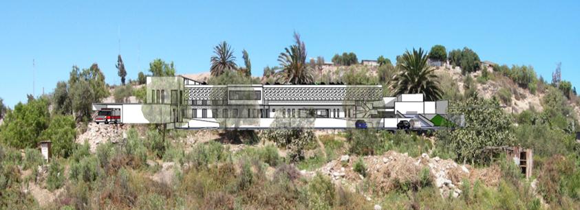 Conozca los detalles del nuevo Cesfam que se construirá en Freirina