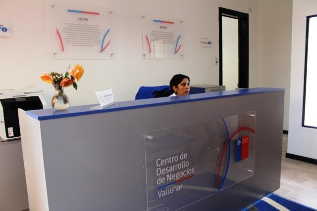 En Vallenar abrió el segundo  Centro de Desarrollo de Negocios de Atacama