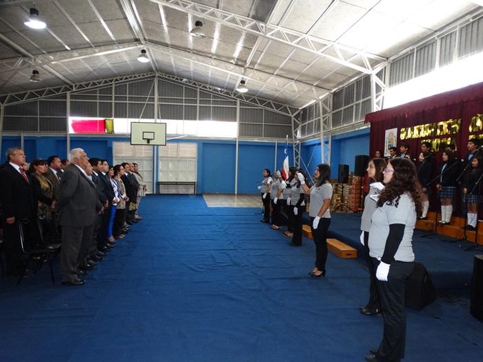 Inclusión y gratuidad conceptos destacados en inauguración del año escolar en Vallenar