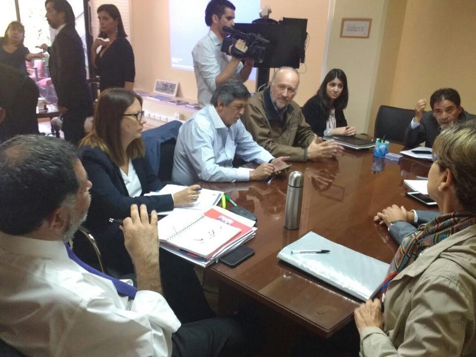 Prokurica llama a Presidenta Bachelet a intervenir en conflicto por incumplimiento en el pago del Bono Atacama